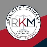 Rose, Klein & Marias LLP - Los Angeles Injury Lawyers