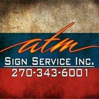 ATM Sign Service Inc.
