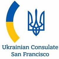 Consulate General of Ukraine in San Francisco