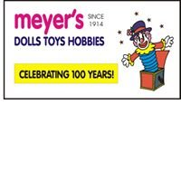 Meyer's Dolls Toys Hobbies