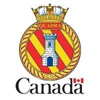 HMCS Quadra Cadets