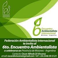 Federacion Ambientalista Internacional-Oriente