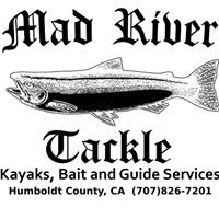 Mad River Tackle • Bait, Kayaks, Fly Shop & Guide Service.