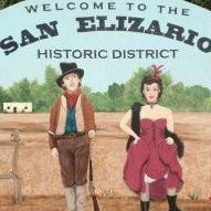 San Elizario Historic District