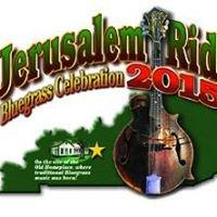 Jerusalem Ridge Bluegrass Celebration 2016 Cancelled