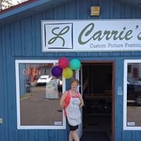 Carrie's Custom Picture Framing