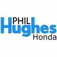 Phil Hughes Honda