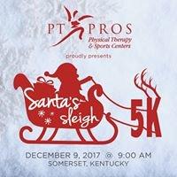 Santa's Sleigh 5K Run-Walk