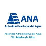 Autoridad Administrativa Del Agua XIII Madre De Dios