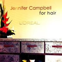 Jennifer Campbell for Hair