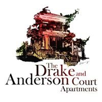 The Drake and Anderson Court Apartments