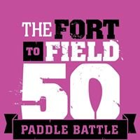 The Fort to Field 50 Paddle Battle