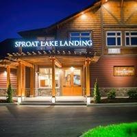 Sproat Lake Landing Resort and Drinkwaters Restaurant