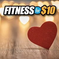 Fitness For 10 - Kingman