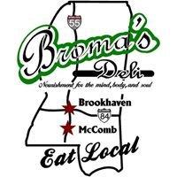 Broma's Deli - McComb, MS