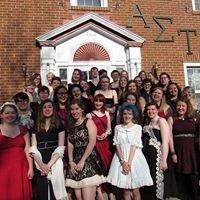 Delta Nu Chapter of Alpha Sigma Tau