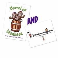 Barrel of Monkeez