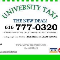 University Taxi & University Executive Cars, Inc.
