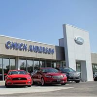 Chuck Anderson Ford