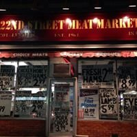 22nd Street Meat Market