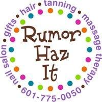 Rumor Haz It Salon