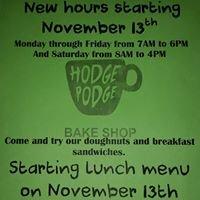 Hodgepodge Bake Shop