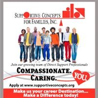 Supportive Concepts for Families, Inc.