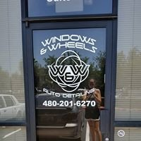 Windows And Wheels Auto Detailing