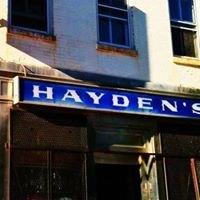 Hayden's Liquor Store