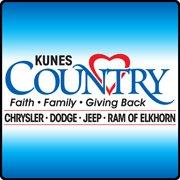 Kunes Country Chrysler Dodge Jeep Ram