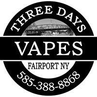 Three Days Vapes