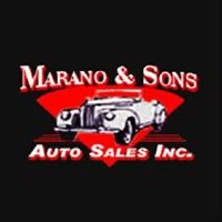 Marano & Sons Auto Sales