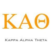 Kappa Alpha Theta- Alpha Chapter