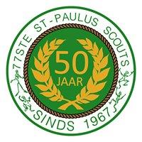 77ste Sint Paulus Scouts Edegem