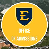 East Tennessee State University Office of Admissions