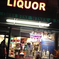 The Crown Liquor Store
