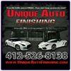Unique Auto Finishing, LLC