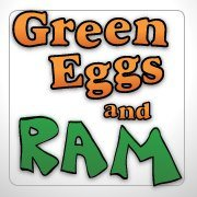 Green Eggs and RAM