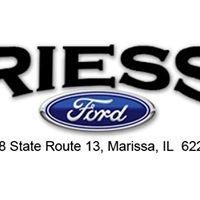 Riess Ford Sales Inc.