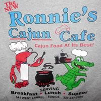 The New Ronnie's Cajun Cafe