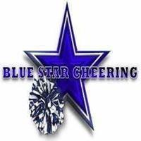 Blue Star Cheerleaders