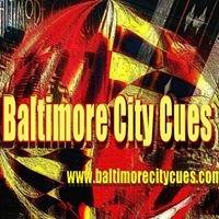 Baltimore City Cues