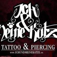 Ich &  meine Katze Tattoo&Piercing