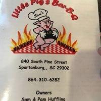 Little Pigs BBQ of Pine Street