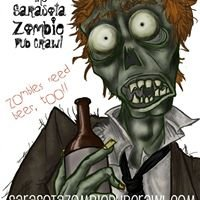 The Sarasota Zombie Pub Crawl