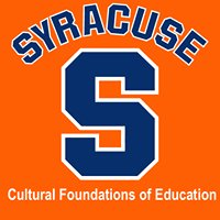 Cultural Foundations of Education - Syracuse University