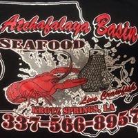 Atchafalaya Basin Seafood