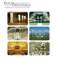 Koch Originals Candelabras