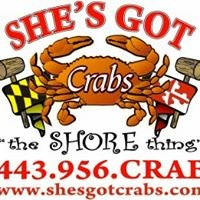 She's Got Crabs