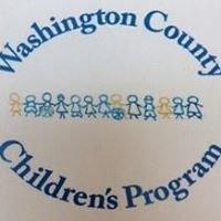 Washington County Children's Program